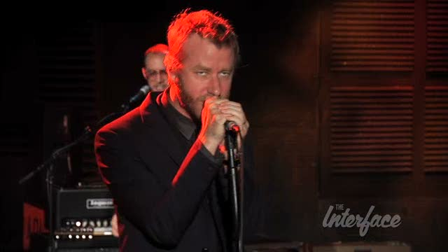 the national the interface