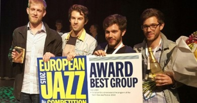 European Jazz Competition 2015